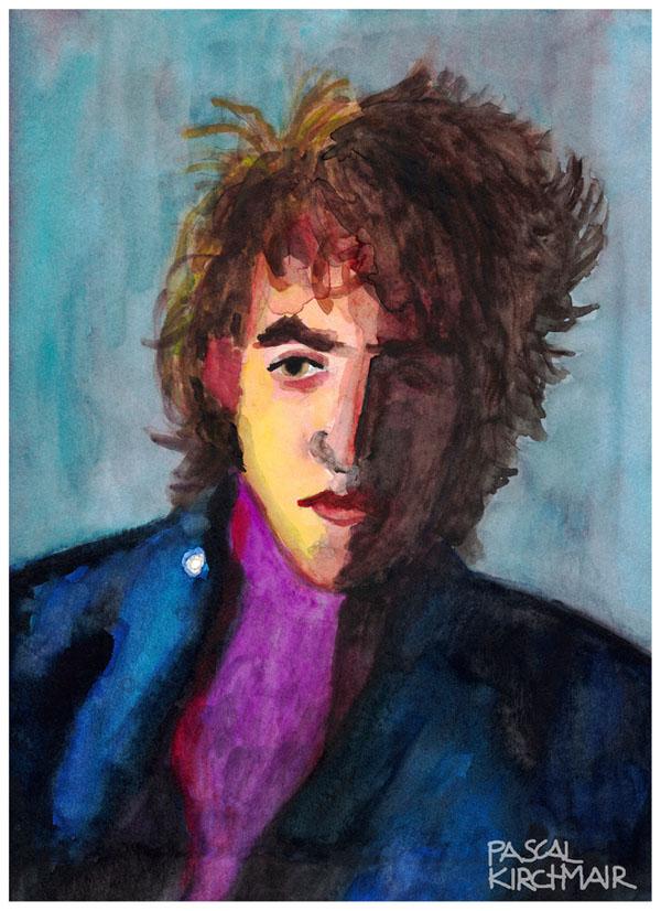 Pascal Kirchmair Bob Dylan